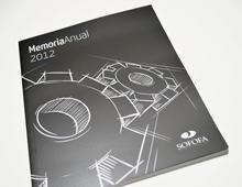 Memoria Anual Sofofa 2012